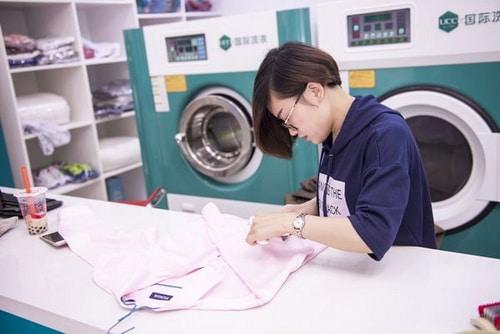 RFID Laundry Tag application