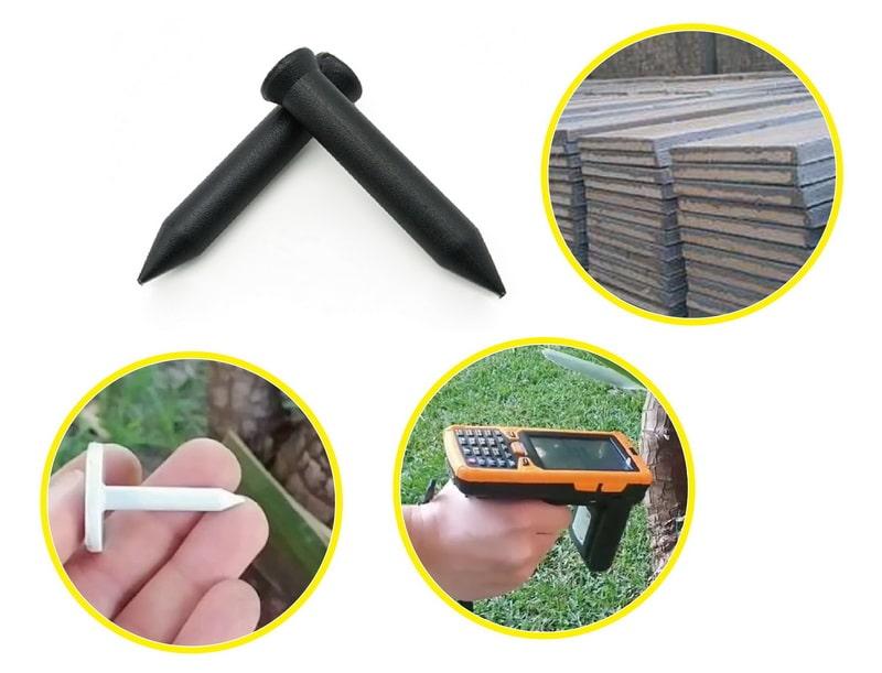 RFID Nail Tag application