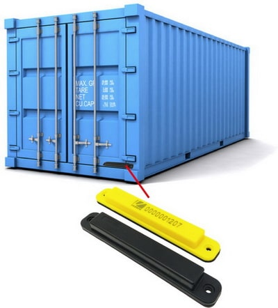 rfid tag for container