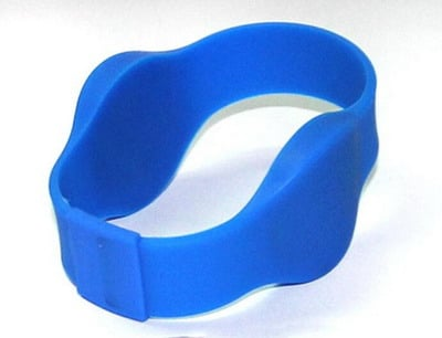 double frequency rfid bracelets
