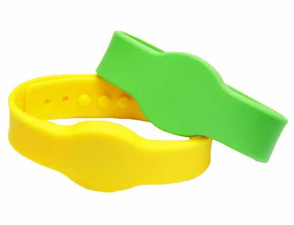 adjustable rfid wristband