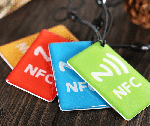 Ntag215 NFC tag provided from NFC Tags manufacturer directly